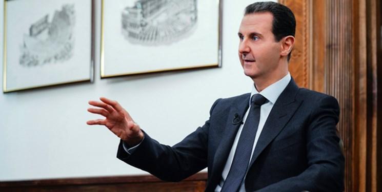 اسد: آمریکا نفت سوریه را سرقت می کند و به ترکیه می فروشد