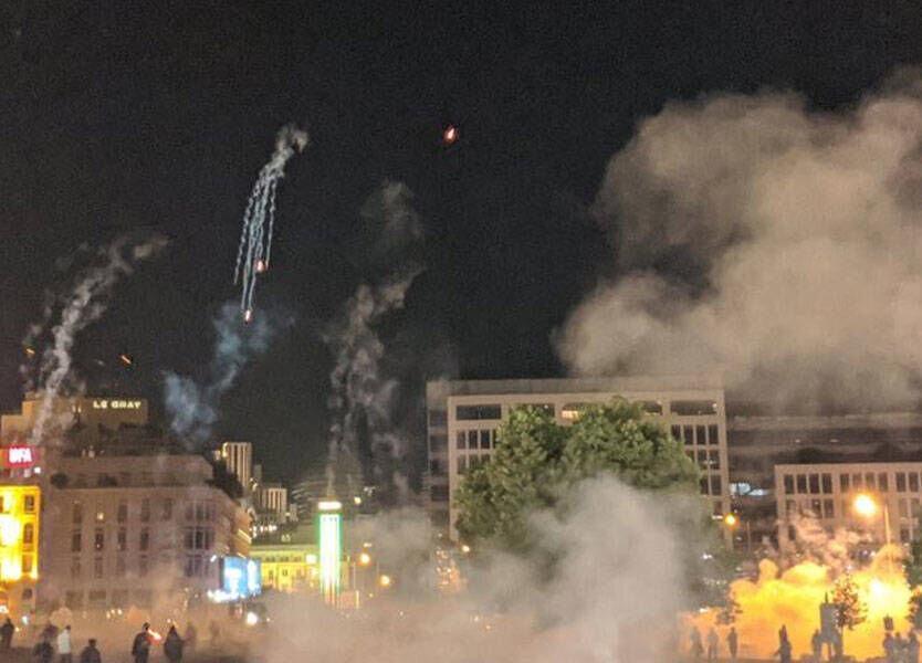 درگیری ها در لبنان شدت گرفت، 60 نفر زخمی شدند