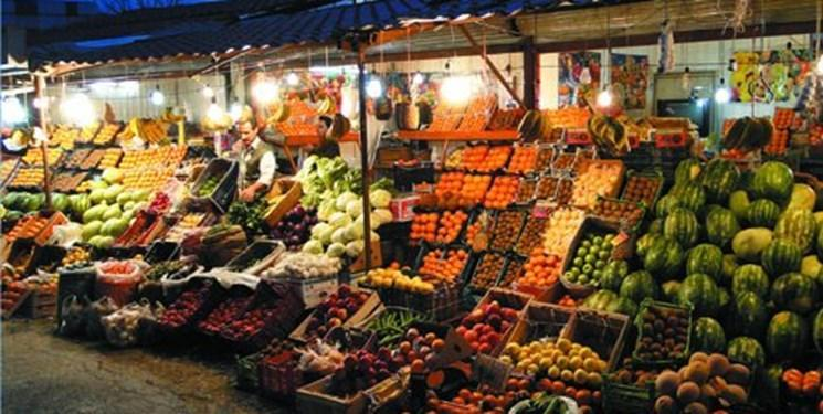 عرضه 85 نوع میوه و محصولات فرنگی در میادین میوه و تره بار
