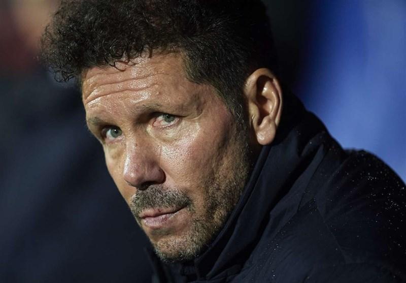 سیمئونه: طرفداران باعث می شوند احساس مسئولیت کنیم، با تمام قدرت مقابل رئال مادرید بازی خواهیم کرد