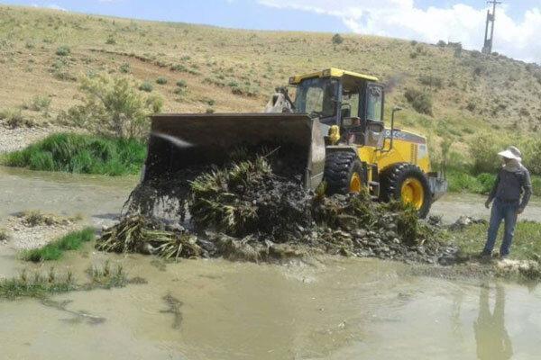 آزادسازی 130 هکتار از اراضی بستر رودخانه های کردستان