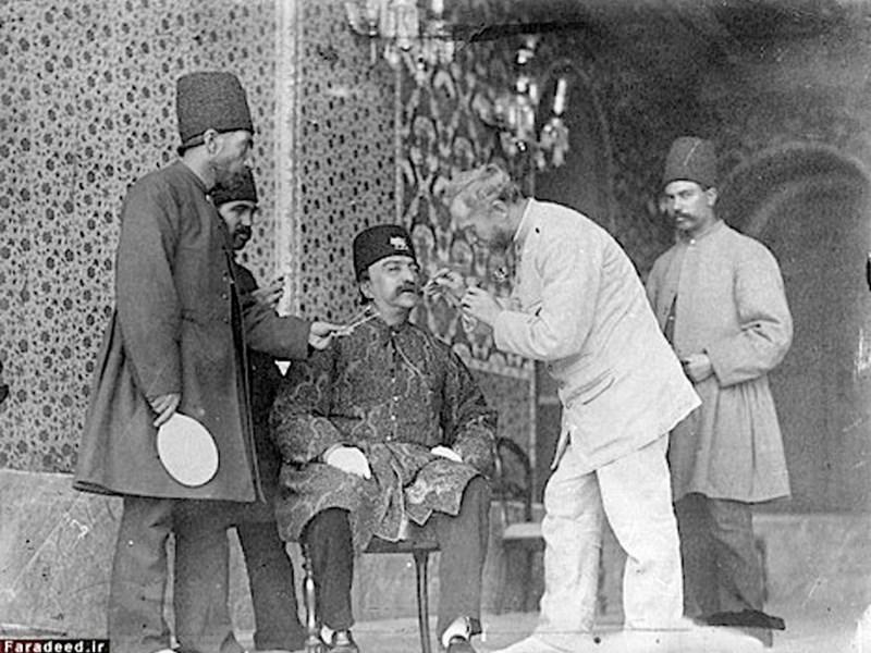 اولین دندانپزشک در ایران؛ مسیو پلوکهیا دکتر هیبنت؟