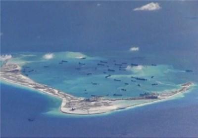 تاکید پکن بر حق خود برای ایجاد منطقه دفاع هوایی در دریای جنوبی چین