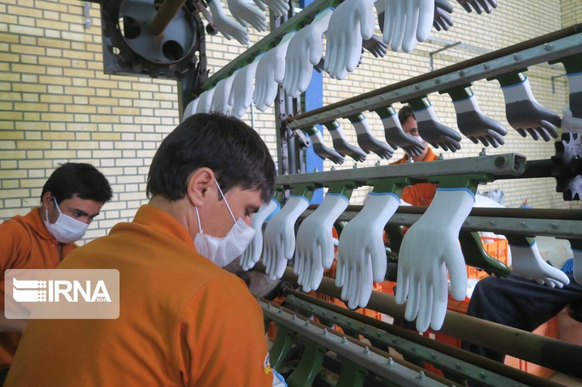 خبرنگاران دستکش بهداشتی از 24 اسفند در داروخانه های مازندران توزیع می گردد