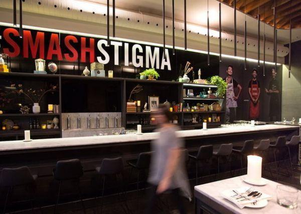 افتتاح رستورانی در کانادا که سرآشپزهای آن HIV مثبت هستند