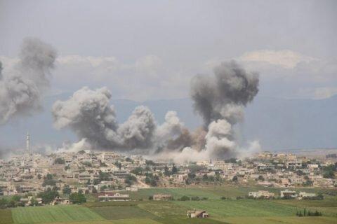 ترکیه حمله به جنگنده های روسیه در ادلب را رد کرد