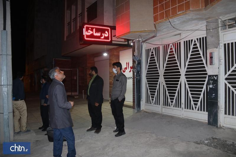 اجرای دستورالعمل های کمیته پیشگیری از ویروس کرونا در بوشهر
