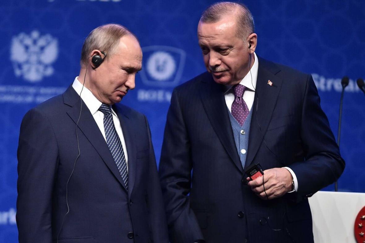 خبرنگاران پوتین و اردوغان درباره مبارزه با کرونا و اوضاع سوریه گفت وگو کردند