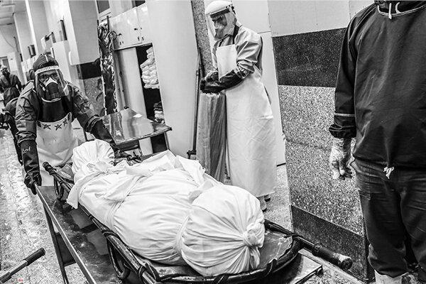 سازمان جهانی بهداشت: خطر سرایت کرونا از اجساد اندک است