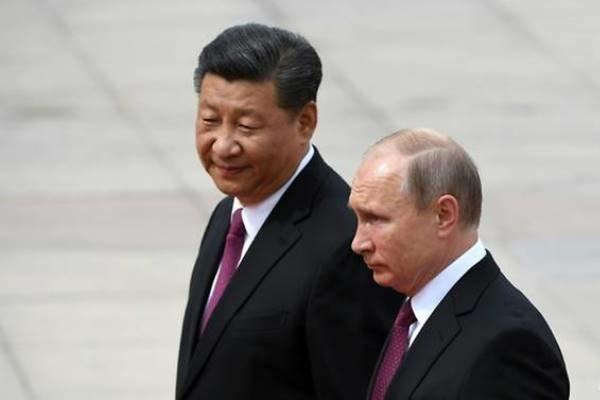 روسای جمهور چین و روسیه درباره مقابله با کرونا رایزنی کردند
