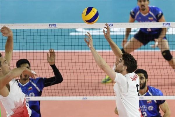 ایران ست سوم را از کانادا برد، بازگشت به بازی تعویض های خوب