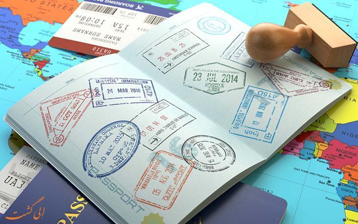 اخذ ویزا برای مسیرهای پرطرفدار توسط خبرنگاران