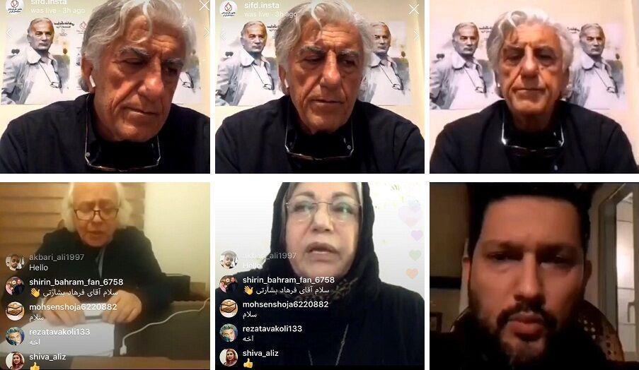 خبرنگاران الوند: شایقی فیلمساز و منتقدی بی ادعا بود