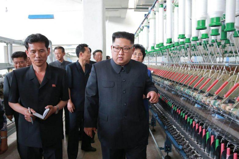تبریک کیم جونگ اون به مناسبت روز کارگر چهارمین نامه عجیب کیم به رئیس جمهور آفریقا ارسال شد