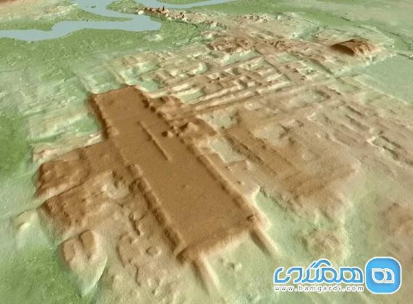 اعلام کشف قدیمی ترین و بزرگترین اثر تاریخی تمدن مایا