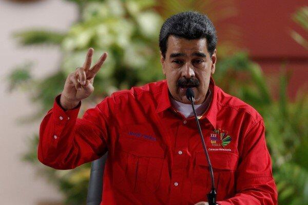 مادورو: در امور کاراکاس دخالت نکنید، نگران نژادپرستی در اتحادیه اروپا باشید