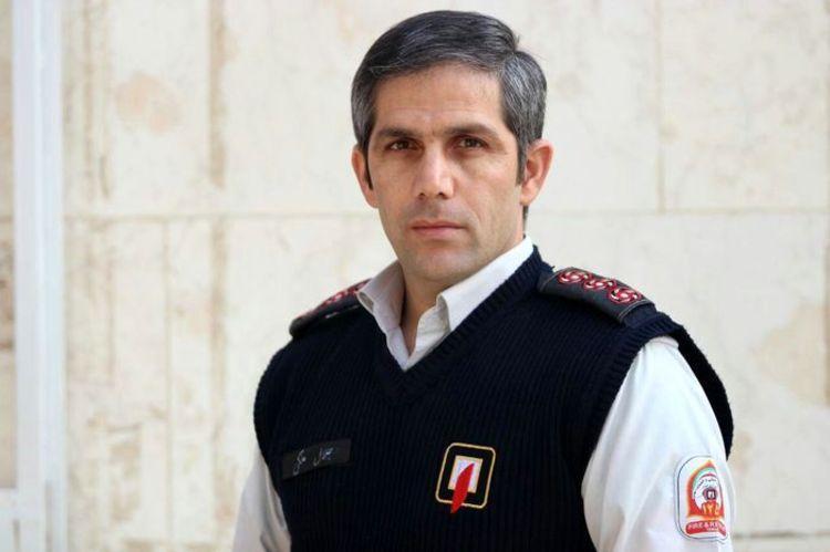سخنگوی آتش نشانی تهران کرونا گرفت