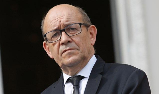 وزیرخارجه فرانسه برای حزب الله پیامی ارسال نموده است