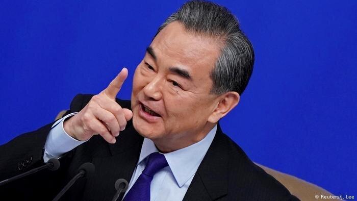 چین: به گستاخی آمریکا پاسخ می دهیم