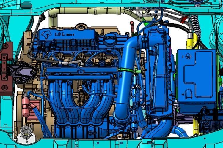 موتور XU پلاس سال جاری به فراوری انبوه می رسد