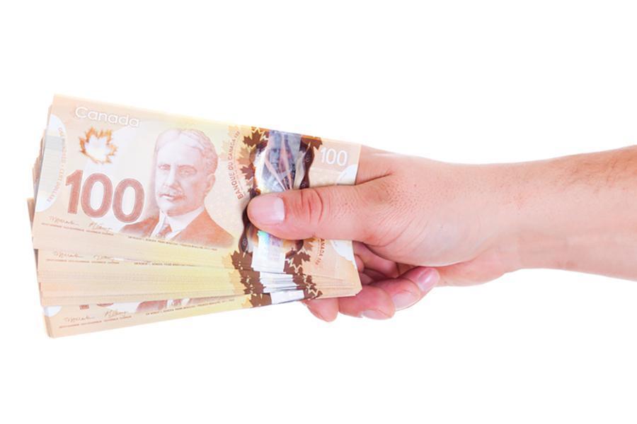 تقریبا یک چهارم جمعیت کانادا از یاری اقتصادی 2000 دلاری دولت استفاده نموده است