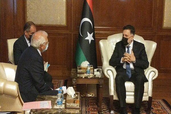 بورل: لیبی همچنان اولویت اصلی اتحادیه اروپا است