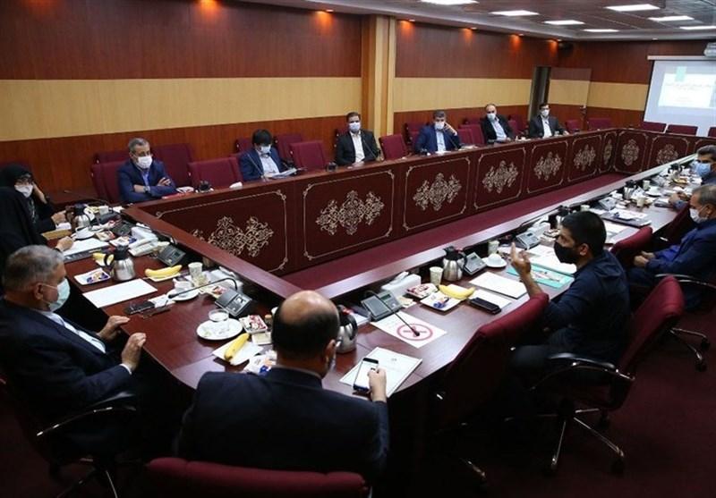 حضور علی نژاد و دبیر در جلسه هیئت اجرایی کمیته ملی المپیک