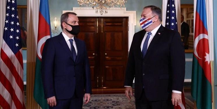 وزیر خارجه آمریکا با همتایان ارمنستانی و آذربایجانی خود ملاقات کرد