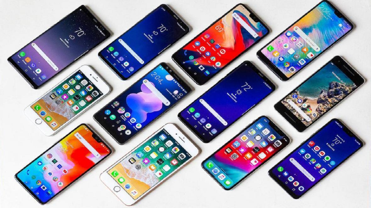 قیمت انواع گوشی موبایل، امروز 15 مهر 99