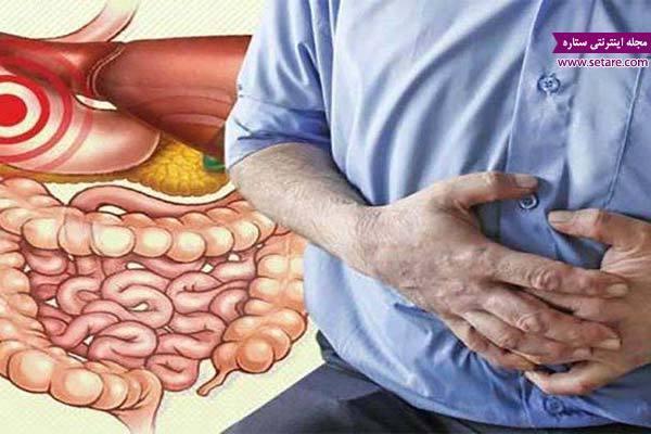 درمان نفخ معده با داروهای گیاهی