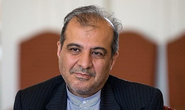 پیغام های تبریک خاجی به فیصل المقداد و بشار الجعفری، تأکید بر اراده ایران برای تعمیق روابط با سوریه