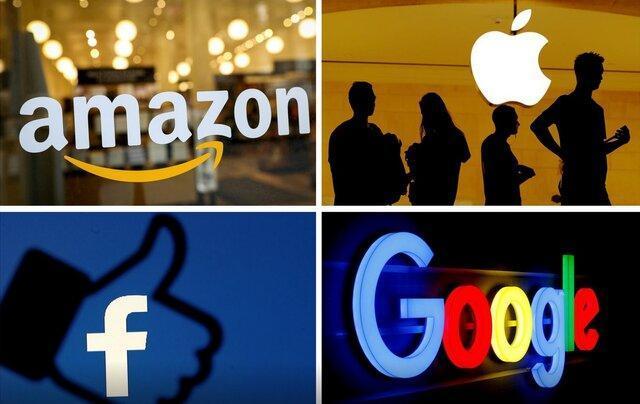 درخواست 32 گروه از بایدن برای طرد غول های فناوری