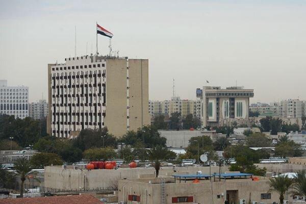 بیانیه ستاداطلاع رسانی امنیتی عراق درباره حمله راکتی به منطقه سبز
