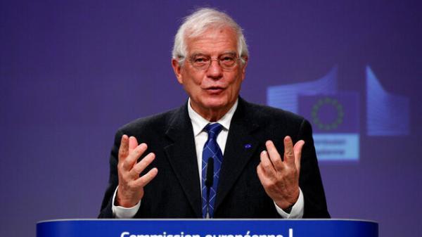 بورل: کانال های دیپلماتیک با روسیه باید باز بمانند