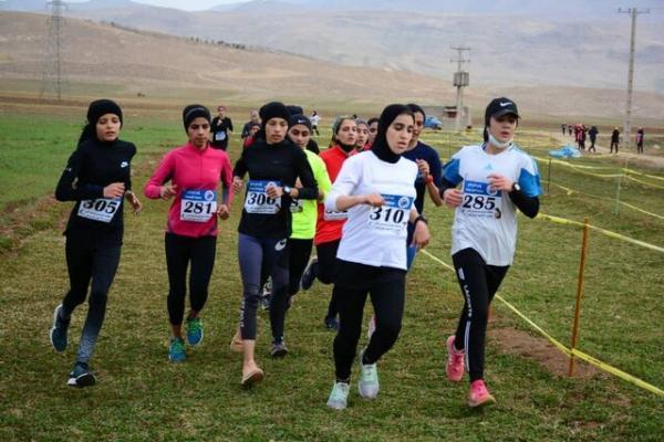 معرفی قهرمانان دوی صحرانوردی دختران نوجوان و جوان کشور