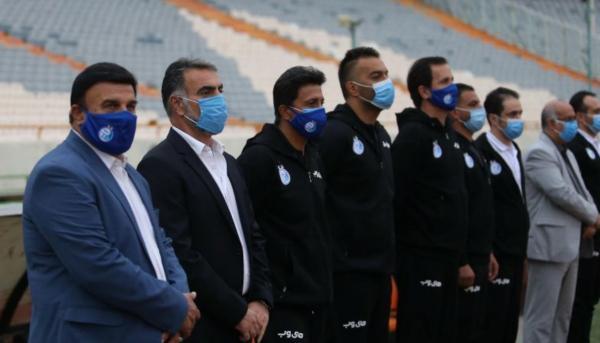 دلخوری دستیار محمود فکری در اصفهان ، خبر قهر مربی استقلال به تهران رسید