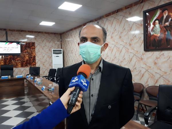 خبرنگاران دبیر فدراسیون: ژیمناستیک خوزستان پتانسیل بسیار بالایی دارد