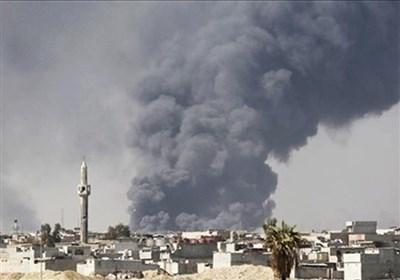 پرواز 20 هواپیمای جاسوسی ائتلاف سعودی بر فراز غرب یمن و 2 حمله هوایی به فرودگاه صنعاء