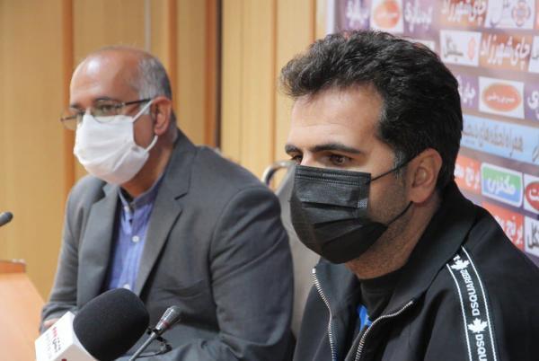 صالح مصطفوی: دنبال بهانه جویی نیستیم و تلاش می کنیم تا استقلال را به جایگاه واقعی اش برسانیم خبرنگاران