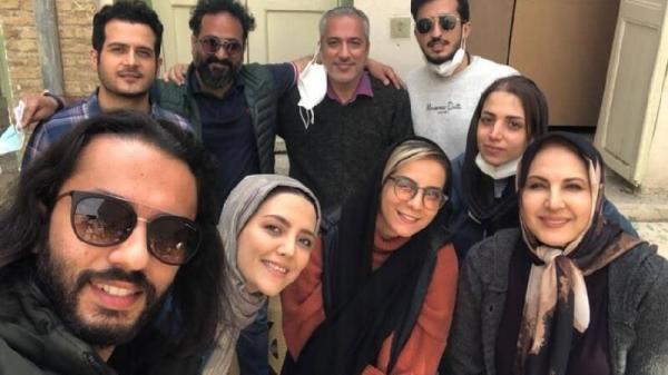 خبرنگاران پخش سریال حورا از شبکه سه و بازپخش یادداشت های کودکی در نسیم