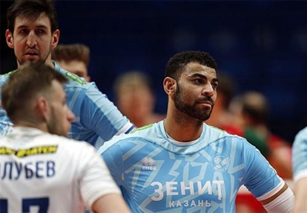 لیگ والیبال روسیه، شکست شاگردان آلکنو در آغاز مرحله نهایی