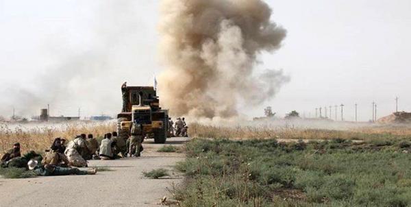 حمله به کاروان آمریکایی در عراق