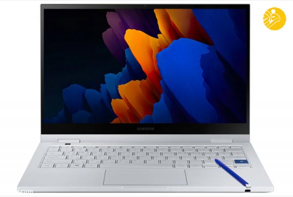 (تصویر) جدیدترین لپ تاپ سامسونگ Galaxy Book Go