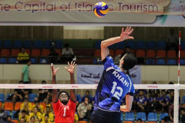 صحت سنجی 184 والیبالیست نوجوان در تهران و البرز انجام شد