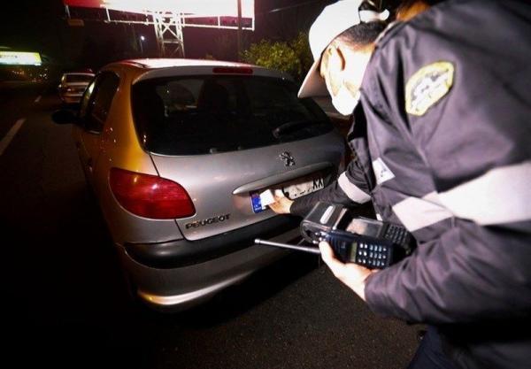 جریمه پوشاندن پلاک خودرو چیست؟