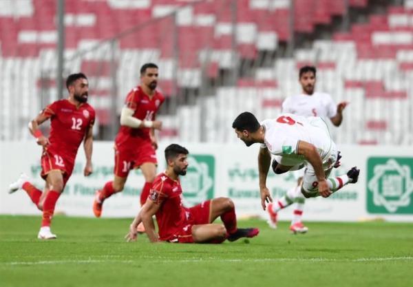 5 دلیل شکست بحرین مقابل ایران از دید سایت الکوره