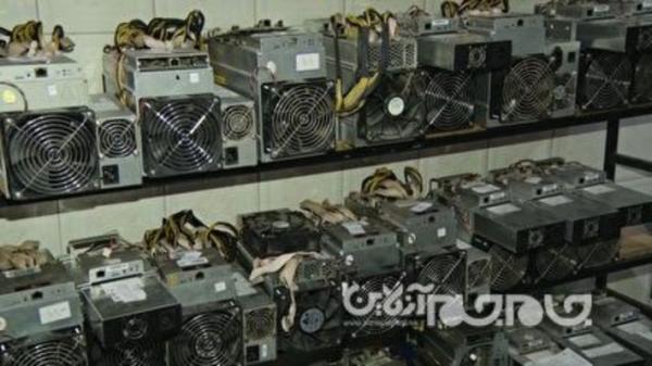 شناسایی 13 دستگاه رمز ارز غیرمجاز دیجیتال در جاسک