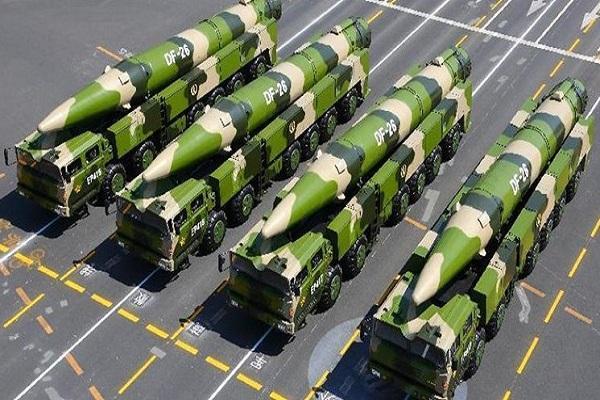 به دنبال تهدید آمریکا، ارتش چین قاتل ناوهای هواپیمابر را آزمایش کرد