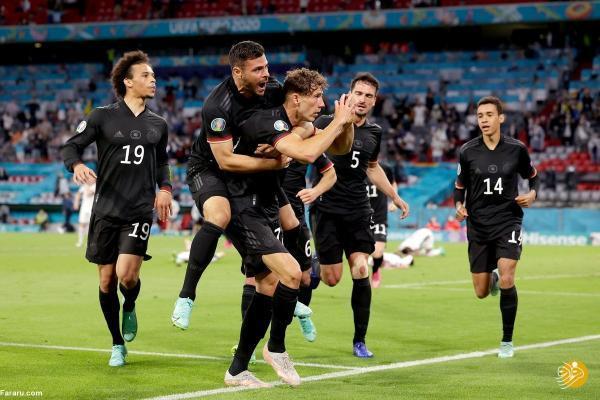 (ویدیو) خلاصه بازی آلمان 2 - 2 مجارستان؛ صعود دراماتیک ژرمن ها