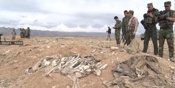 کشف گور جمعی جدید در شرق عراق